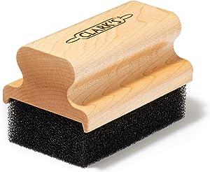 CLARK'S Oil & Wax Large Block Applicator (New V2 Design!) | USA Maple Construction | Chef - Restaurant - Butcher Block - Countertops