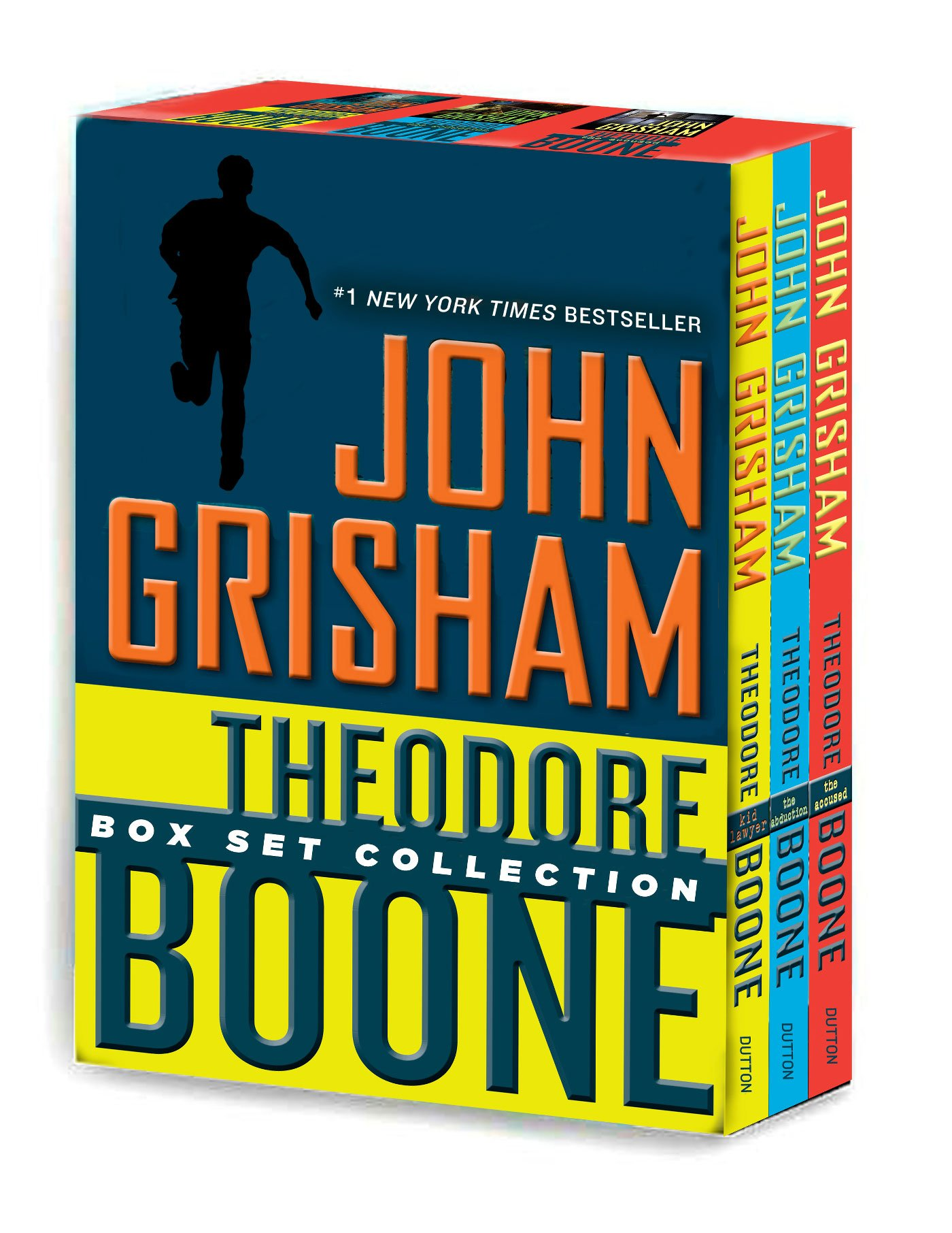 Theodore Boone box John Grisham product image