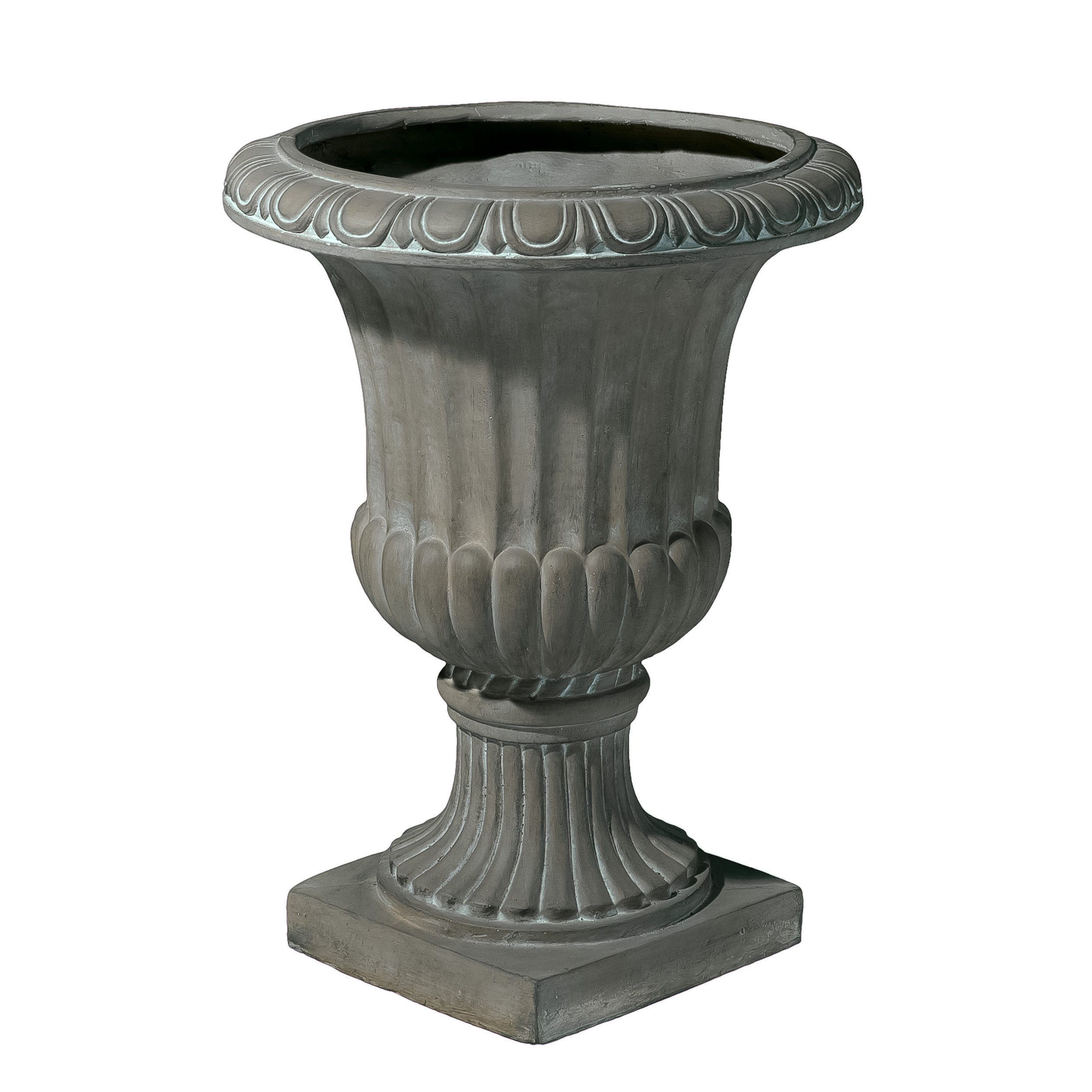 Best-selling Antique Firenze Italian Urn Planter, 26-Inch, Green by Best-selling