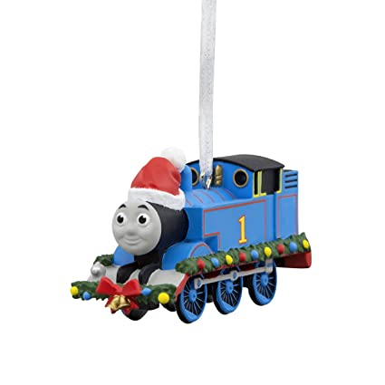 Amazon.com: Nickelodeon Hallmark Christmas Ornament, Thomas ...