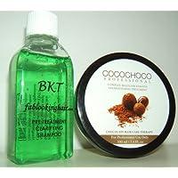 brasilianisches Haar Glättung / Puste trocken Heim Keratin Behandlung 100ml Set