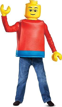 Jakks Pacific 14251L-15L Lego Guy Classic - Disfraz, Multicolor ...
