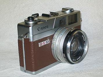 Canonet ql mm f mm film entfernungsmesser amazon