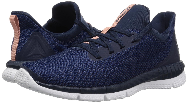 Reebok Women's Print Her 2.0 Thrd Sneaker B0719T5SR3 7 B(M) US|Thrd - Coll. Navy/Washed Blue/White