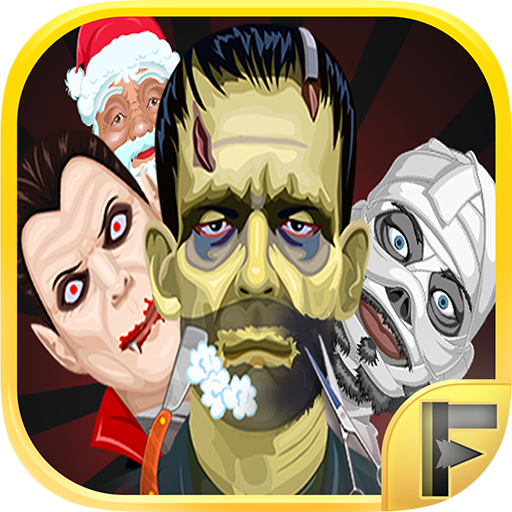The Scary Super Spooky Shaving Salon Hairdresser Makeover Free]()