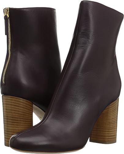 M Missoni Solid Leather Bootie E207w3Tq