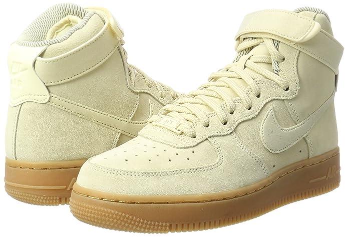 Nike Air Force 1 Hi Se, Scarpe da Ginnastica Donna: Amazon