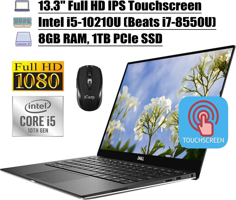 2020 Newest Dell XPS 13 7390 Laptop 13.3