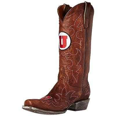 NCAA Utah Utes Men's Gameday Boots: Sports & Outdoors