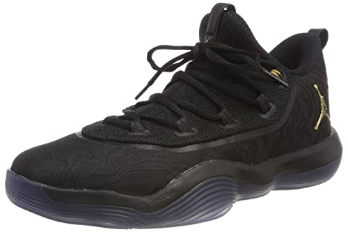 52b7d7159e069b Nike Men s Jordan Super.Fly 2017 Low Basketball Shoes  Amazon.co.uk ...