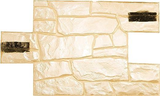 Dekorative beton zement stempel Granitsteine form impressum
