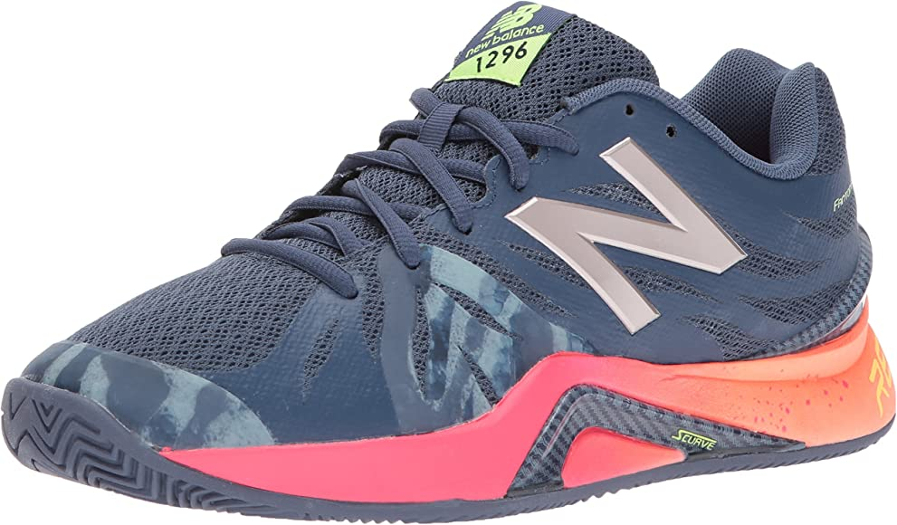 New Balance Women's 1296 V2 Tennis Shoe