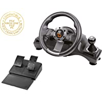 Subsonic - stuurwiel Drive Pro Sport met pedaaleenheid, rem- en versnellingshendel voor Playstation 4, PS4 Slim, PS4 Pro…