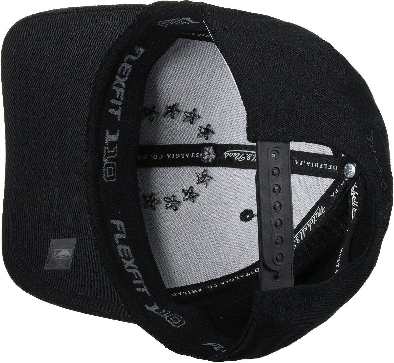 8d6488e6e57 Mitchell   Ness Philadelphia 76ers Baseball Cap - 110 Tonal Logo High Crown  - Black Adjustable  Amazon.co.uk  Clothing