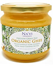 Organic Certified - Grass Fed - English Ghee (350 ml)