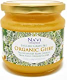 Na'vi Organics Organic Certified - Grass Fed - English Ghee (350 ml)