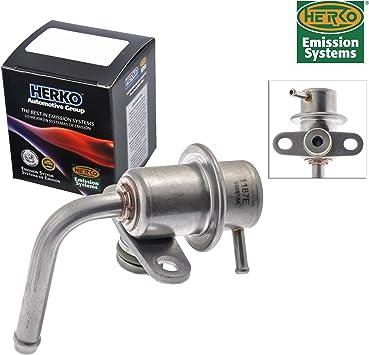 AD Auto Parts New Fuel Pressure Regulator Herko PR4072 for Mercedes-Benz 92-05