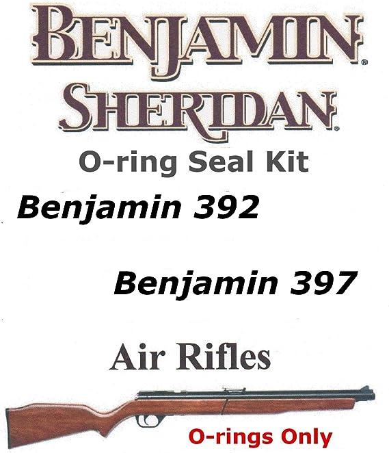 Benjamin Sheridan 397 392 PA O-ring Seal Kit