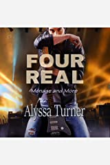 Four Real: Ménage and More Audible Audiobook