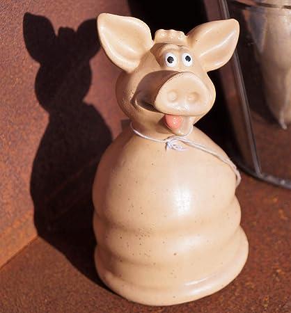 Deko Figur Zaunhocker aus Metall Zaungucker Tier Figuren Gartendeko