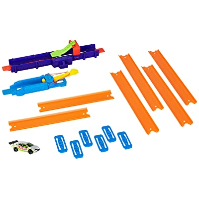 Hot Wheels Track Builder Track Essentials Launch Pack: Toys & Games