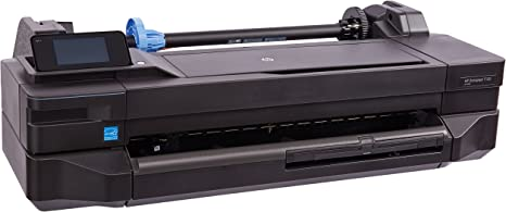 2PX9507 - HP Designjet T120 Inkjet Large Format Printer - 24Quot; - Color