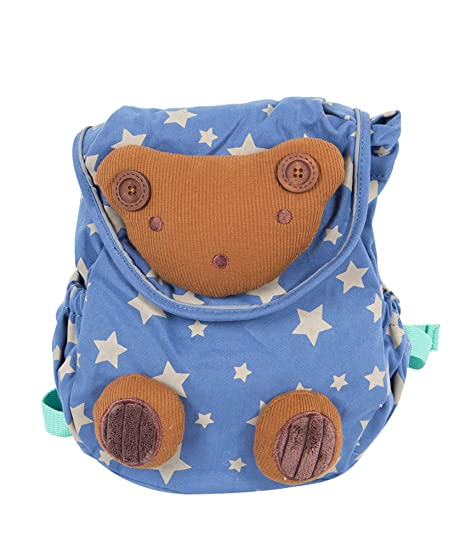 d344bcaee2 Labebe Blue Toddler Backpack with Harness
