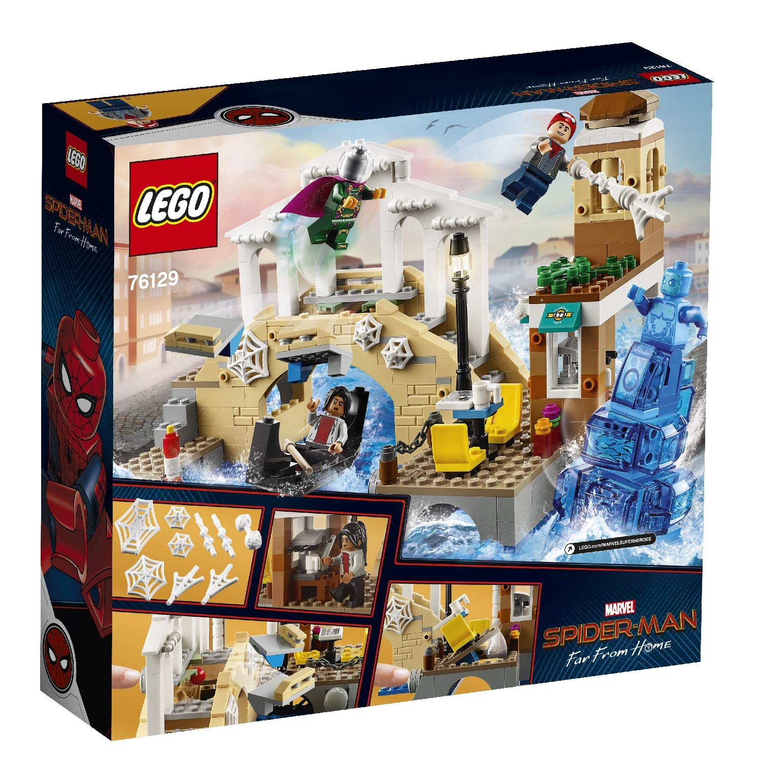 Amazon.es: LEGO: SPIDER-MAN