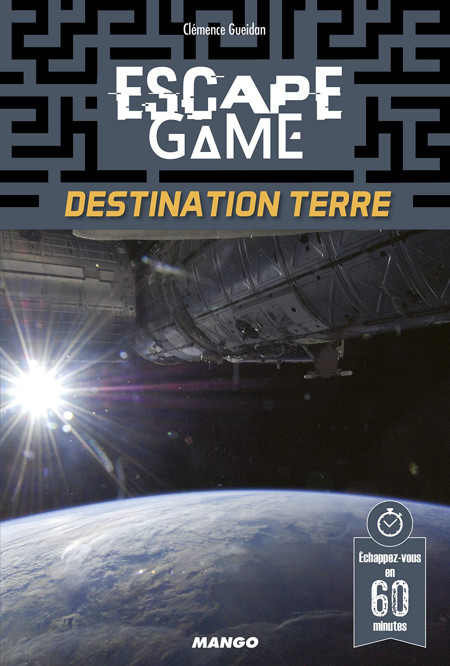 Destination Terre 9782317012938 Amazon Com Books