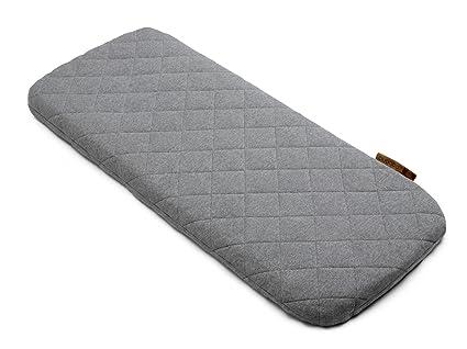 Bugaboo - Funda de Colchón de lana gris