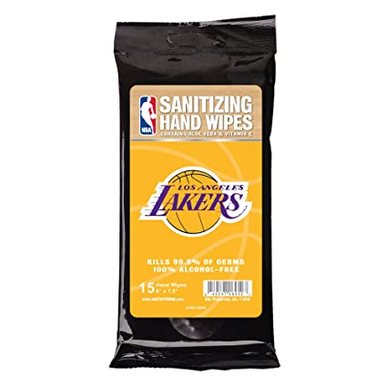 Worthy Promotional Los Angeles Lakers Lip Balm 2pk