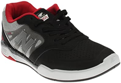 New Balance Men's NM868BWR, Black/Whit, ...