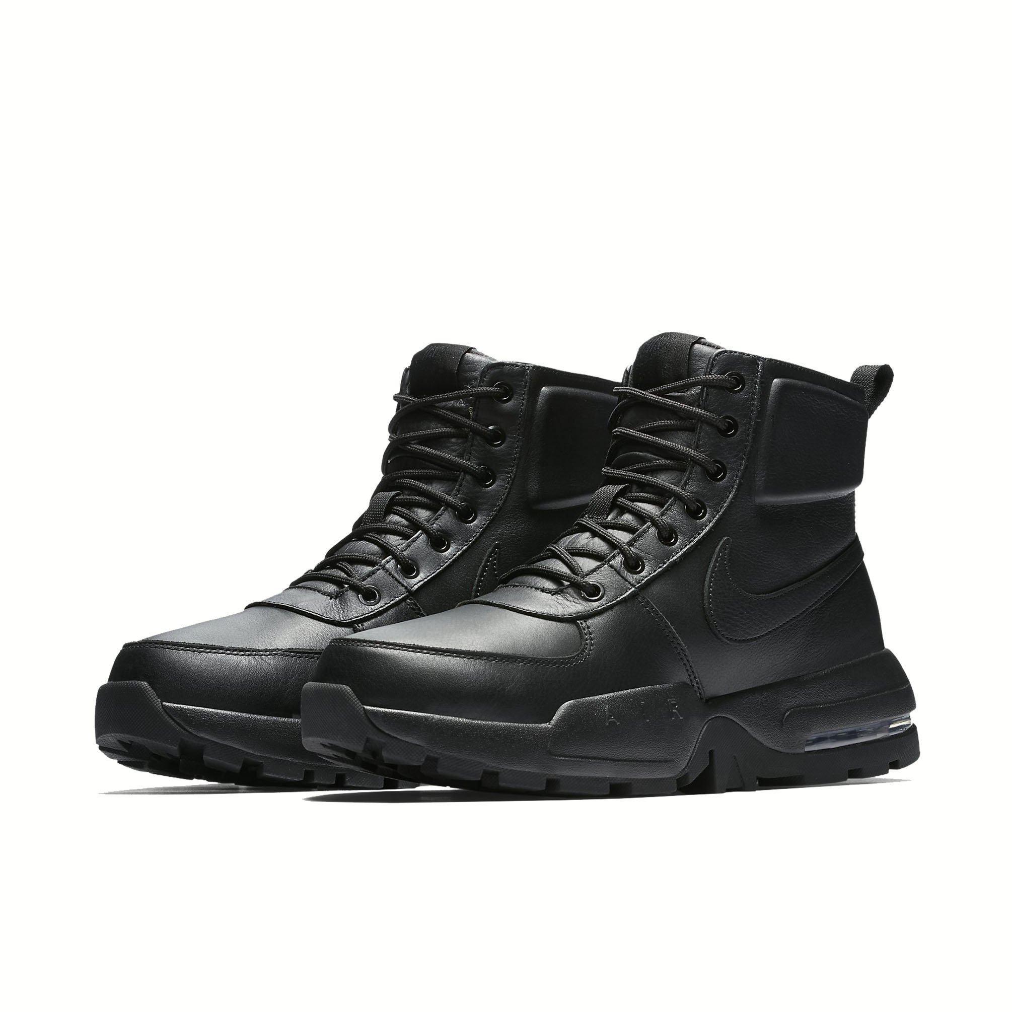 81225ab675 Galleon - Nike Mens Air Max Goaterra 2. 0 ACG Boots Black/Black 916816-001 Size  11. 5