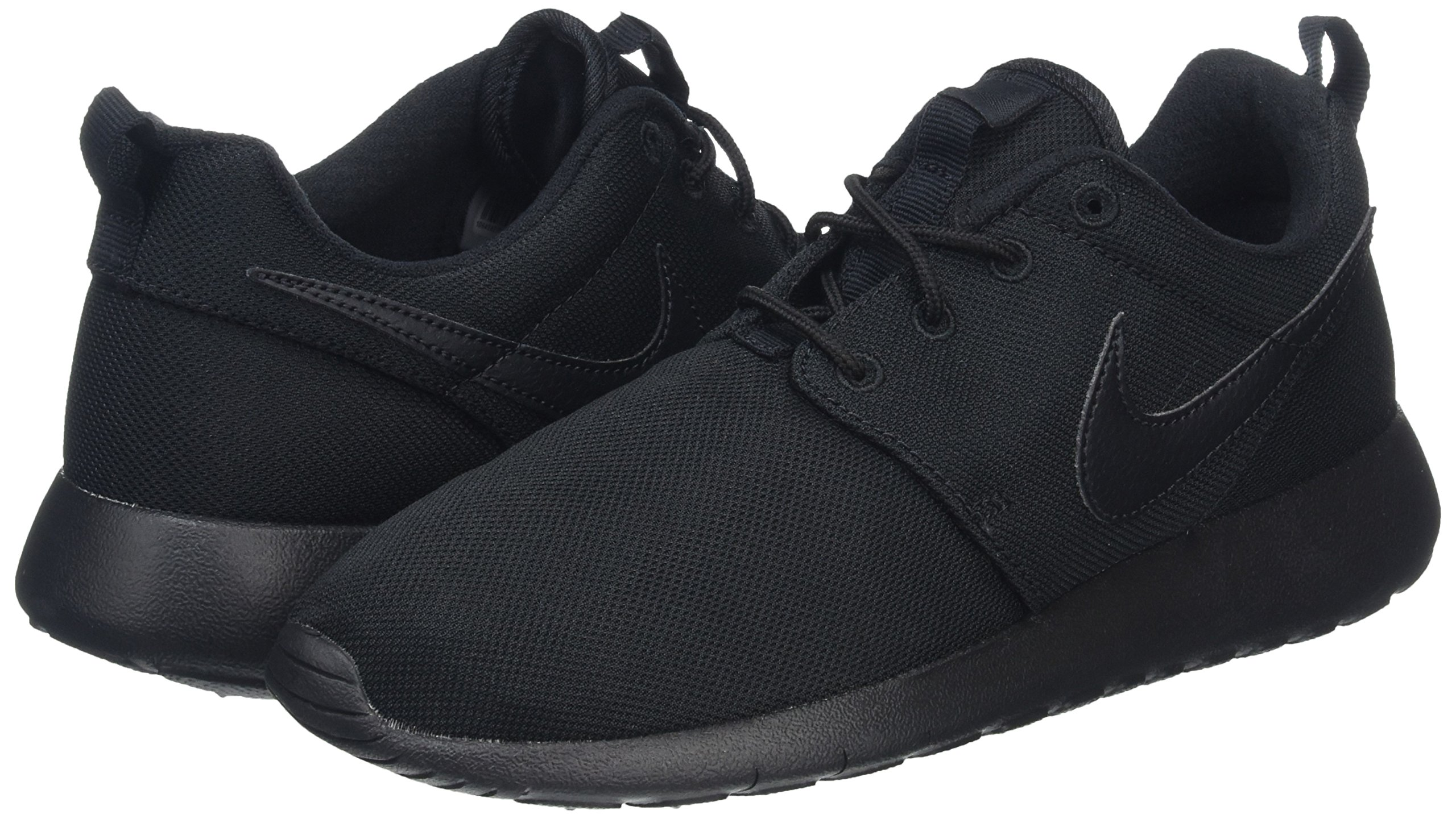 Nike Youth Roshe One (Black/Black/Black)(6.5 M US Big Kid) by Nike (Image #5)