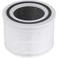 Amazon Price History for:LEVOIT Core 300 Air Purifier Replacement Filter, 3-in-1 Pre-Filter, True HEPA Filter, High-Efficiency Activated Carbon…