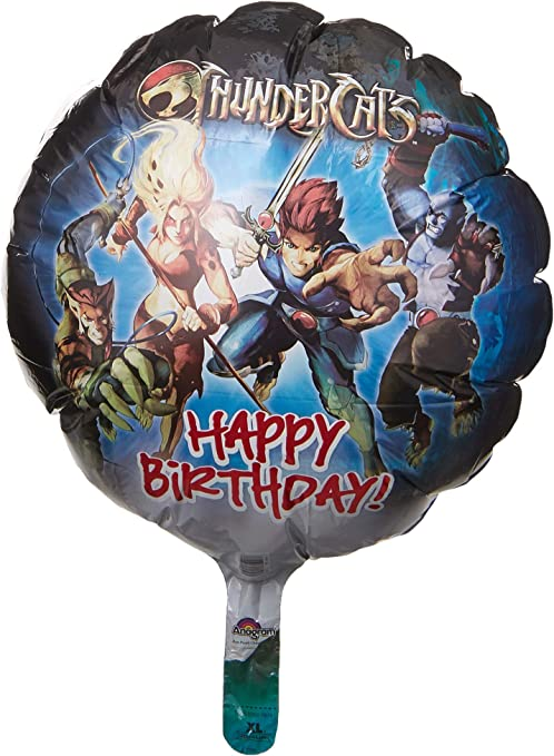 Multicoloured Number 7 18 Inch Foil Balloon