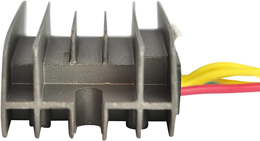 Voltage Regulator for Suzuki GS 250 425 450 550 650 GSX Katana 750 850 1000 1100 1977-1983 GS250 GS425 GS450 GS550 GS650 GS750 GS850 GS1000 GS1100 OEM Repl.# 32800-44010 32800-49X50 32800-47121