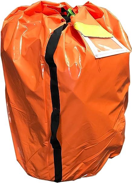 Commercial Grade Bounce House Storage Bag Orange Gorilla Bounce