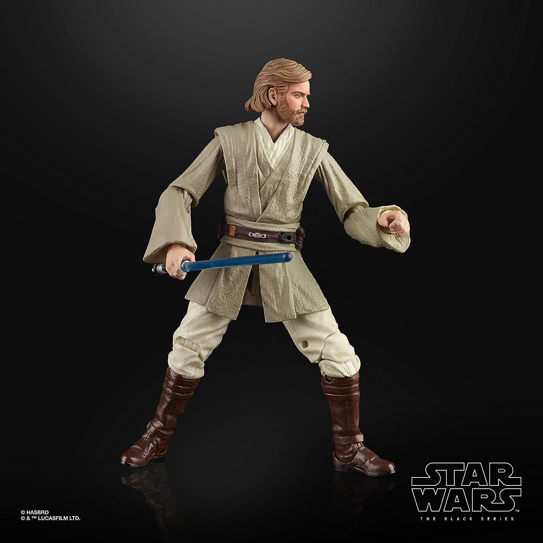 Jedi Knight #112 /& Anakin Skywalker 110 Star Wars Black Series Obi-Wan Kenobi