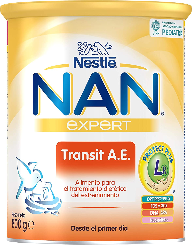Nan Transit A.E; alimento en Polvo para Lactantes con ...