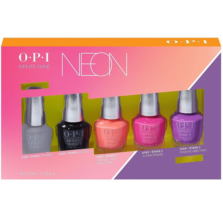 OPI Mini, Gel de Manicura y Pedicura (Mini Kit de VFerano 19 de ...