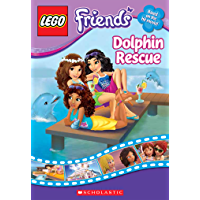 LEGO Friends: Dolphin Rescue (Chapter Book #5)