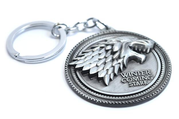 Se acerca el invierno - Juego de Tronos - Stark de Llavero ...