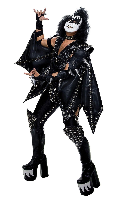 Authentic Gene Simmons Demon Costume