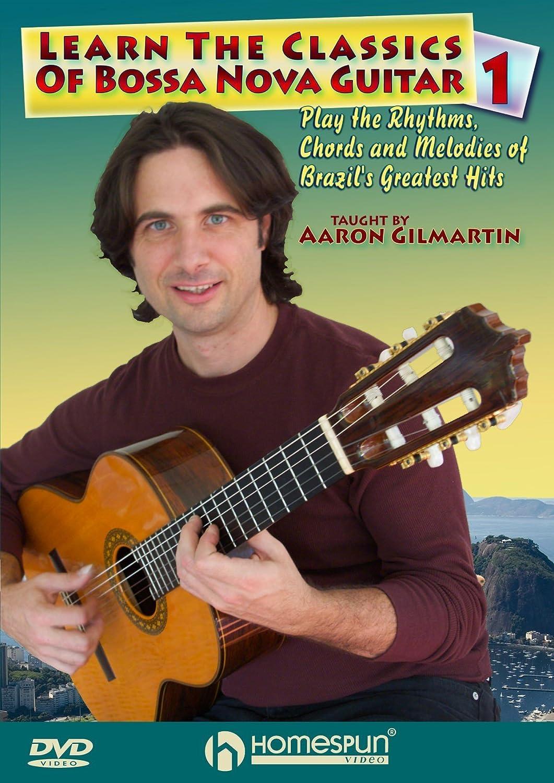 Amazon Learn The Classics Of Bossa Nova Guitar 1 Aaron