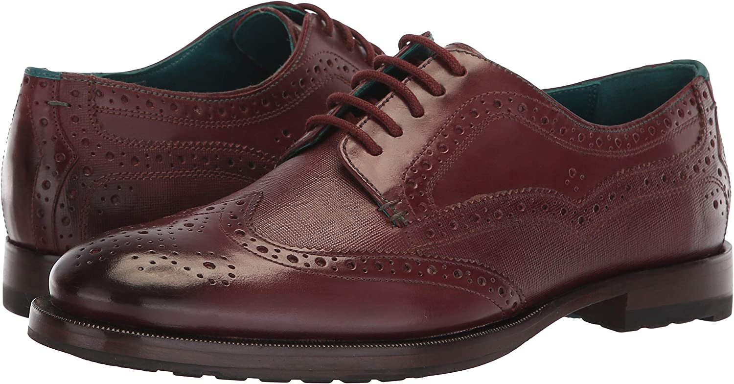 Ted Baker Mens Senape Oxford