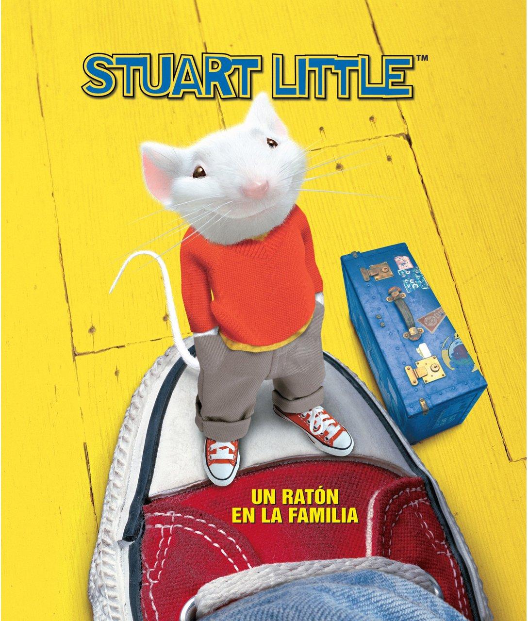 Amazon.com: Stuart Little (Blu-Ray) (Import Movie) (European Format - Zone B2) (2011) Geena Davis; Hugh Laurie; Jonathan L: Movies & TV