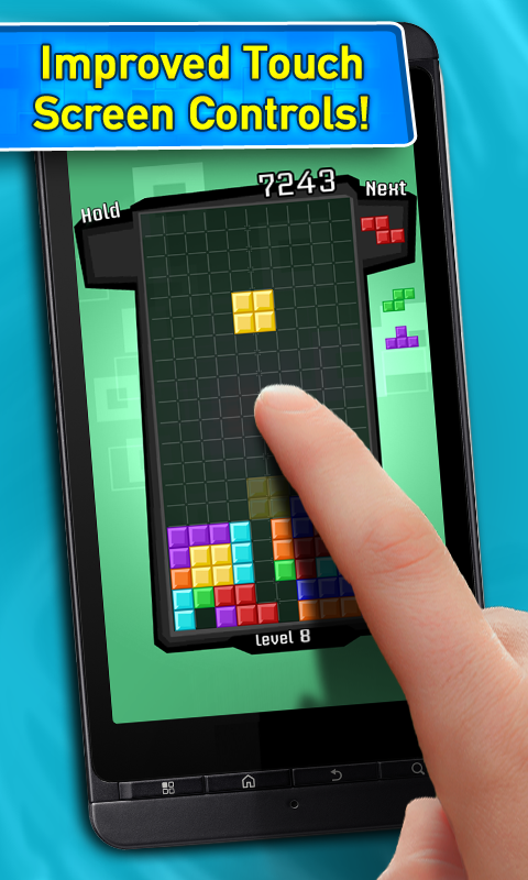 Tetris Classic for Java - Opera Mobile Store