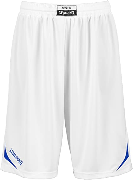 Spalding Attack Shorts - Pantalones cortos de baloncesto para hombre
