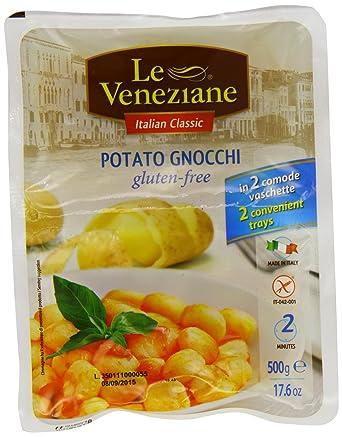 Le Veneziane Potato Gnocchi última intervensión de gluten ...